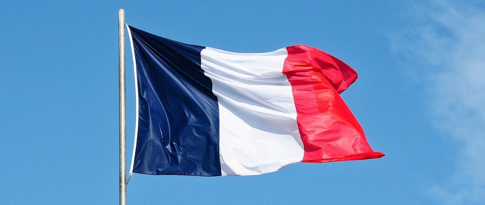 francoska zastava