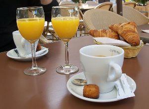francoski zajtrk