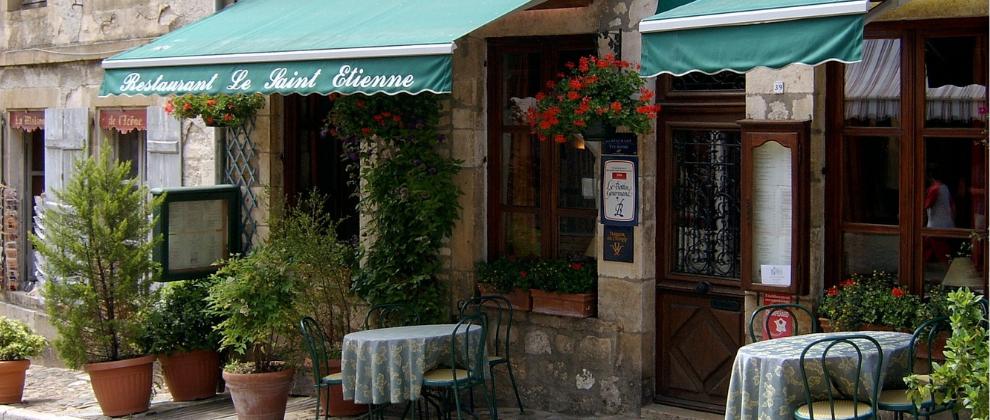 Francoska restavracija